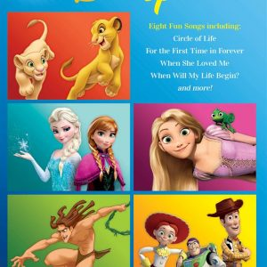 Disney Songs 2nd Edition Piano