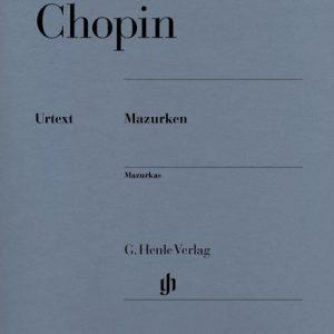 Frederic Chopin Mazurkis Piano