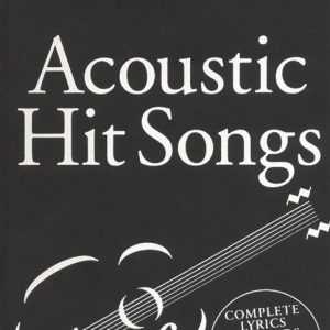 The Little Black Songbook Acoustic Hit Songs