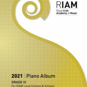 RIAM Piano Album 2021 Grade 3