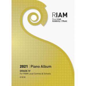 RIAM Piano Album 2021 Grade 4