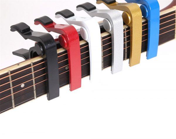 Gold Trax Guitar Capo