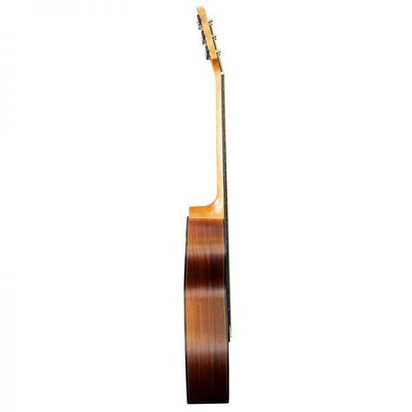 Brunswick BF200TB Folk Guitar Tobacco Burst