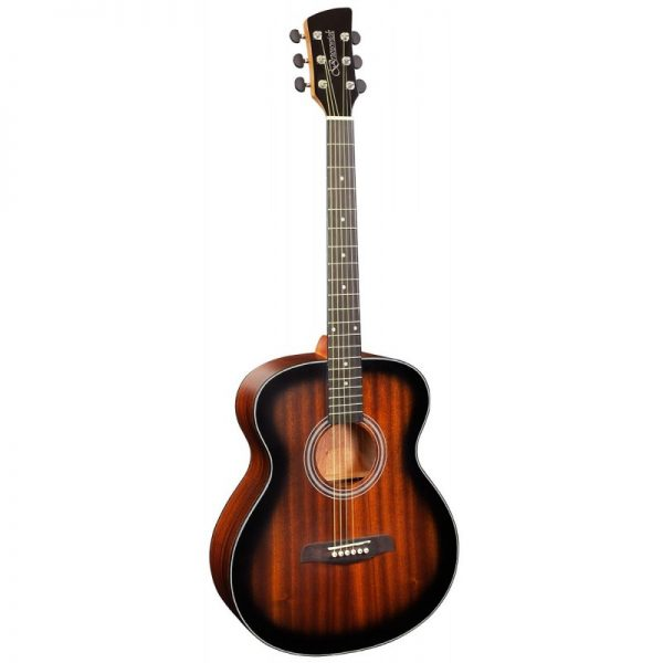 Brunswick BF200TB Folk Guitar Tobacco Burst