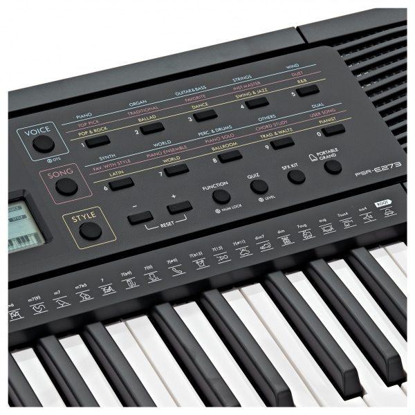 Yamaha PSR E273 Portable Keyboard