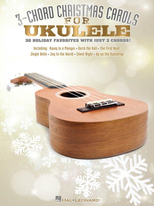 3 Chord Christmas Carols Ukulele