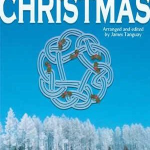 Celtic Tinwhistle Christmas Book