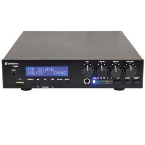 Adastra UM60 60 Watt Mixer Amplifier
