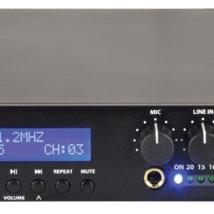 Adastra UM Series 60 Watt Mixer Amplifier
