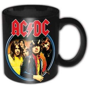 AC/DC Boxed Standard Mug Devil Angus