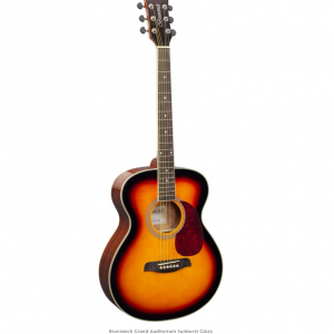 Brunswick BF200SB Folk Guitar Sunburst