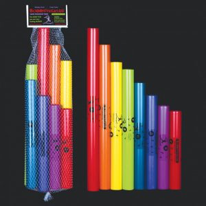 Boomwhackers C Major Diatonic Scale Set