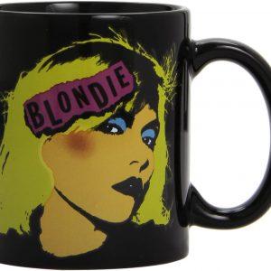 Blondie Boxed Standard Mug Punk Logo
