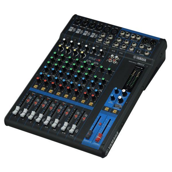 Yamaha MG12 Analog Mixer 1
