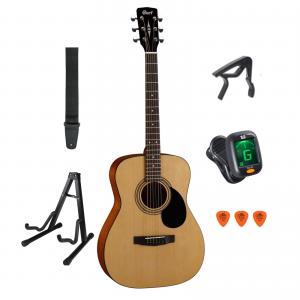 Cort AF510 Acoustic Guitar Pack