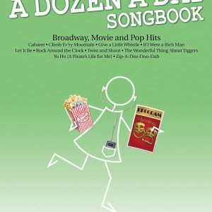 A Dozen a Day Songbook Book One Later Elementary
