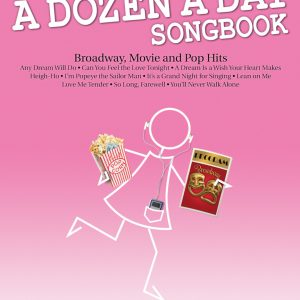 A Dozen a Day Songbook Mini Early Elementary Level