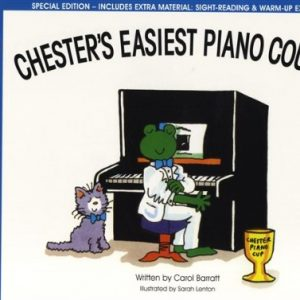 Chesters Easiest Piano Course Book 3 Special Edition