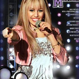Hannah Montana Volume 20 Book & Cd Disney Pro Vocal