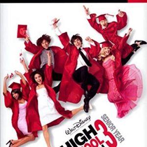 High School Musical 3 Senior Year Piano Vocal Guitar