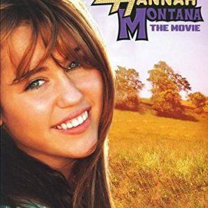 Hannah Montana The Movie Big Note Piano