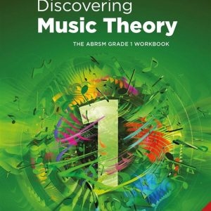 Discovering Music Theory Grade 1 Workbook