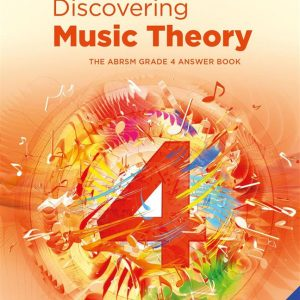 Discovering Music Theory Grade 4 Answer Book
