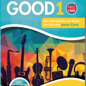 Sounds Good 1 New Junior Cycle incl. FREE e-Book