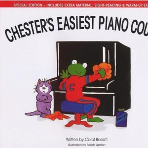 Chesters Easiest Piano Course Book 1 Special Edition