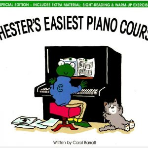 Chesters Easiest Piano Course Book 2 Special Edition