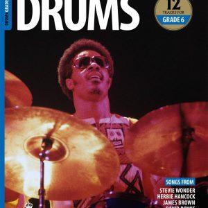 Rockschool Drums Grade 6 2018-2024