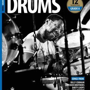 Rockschool Drums Grade 8 2018-2024