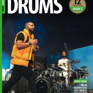 Rockschool Drums Grade 2 2018-2024