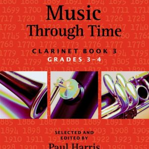 Music Through Time Clarinet Book 3