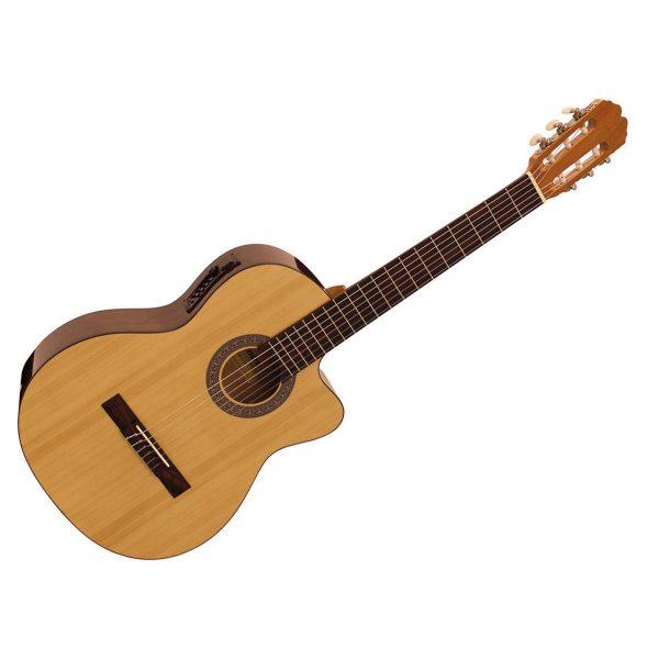 Admira Sara EC Electro Cutaway Classical Guitar