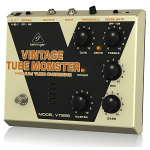 Behringer VT999 Vintage Tube Monster Effects Pedal