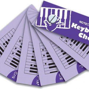 Notecracker Keyboard Chords