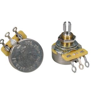 CTS USA CTS2500-A51 250K Audio Potentiometer