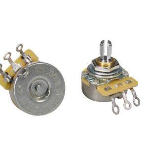 CTS USA CTS500-A61 500K Audio Potentiometer Short Shaft
