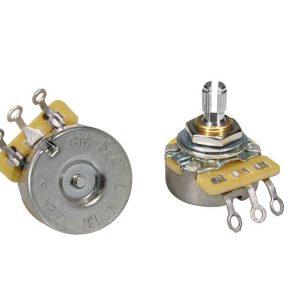 CTS USA CTS500-B62 500K Audio Potentiometer Short Shaft