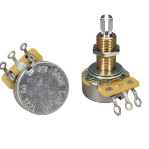 CTS USA CTS500-B60 500K Audio Potentiometer Long Shaft