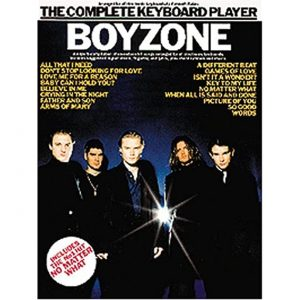 The Complete Keyboard Player Boyzone