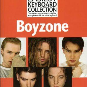 Easiest Keyboard Collection Boyzone