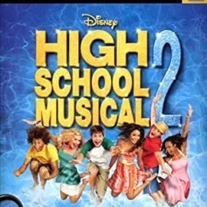High School Musical 2 Easy Piano