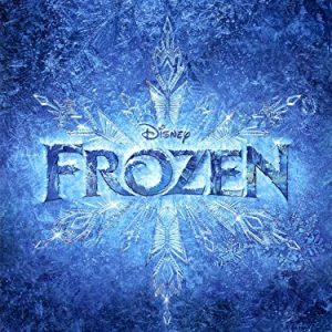Frozen Music from the Motion Picture Soundtrack Easy Piano Songbook