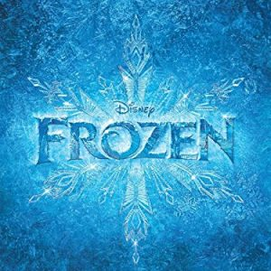 Frozen Music From The Motion Picture Soundtrack Big Note Piano
