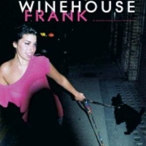 Amy Winehouse Frank Piano Vocal Guitar