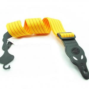 Oakman 26Z Nylon Strap Yellow Red