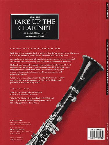Take up the Clarinet Book 1 1