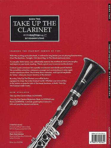 Take up the Clarinet Book 2 1